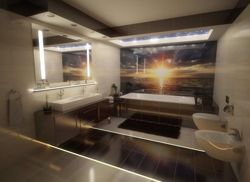 Oświetlenie łazienkowe LED SOLED